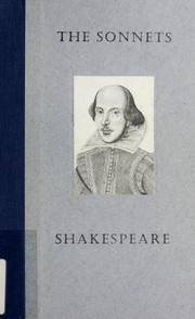 Cover of: The sonnets | William Shakespeare