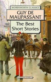 Cover of: The Best Short Stories