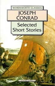 Cover of: Selected Short Stories | Joseph Conrad