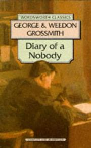 Cover of: Diary of a Nobody