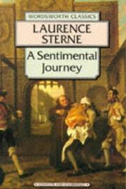 Cover of: Sentimental Journey