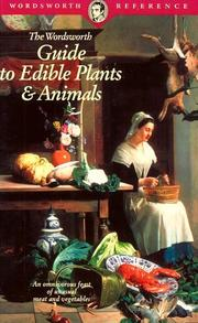 Cover of: Guide To Edible Plants and Animals (Wordsworth Collection) | A. D. Livingston