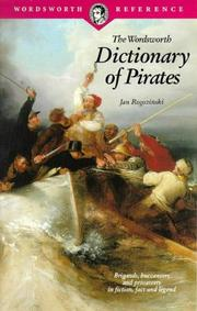Cover of: Dictionary of Pirates