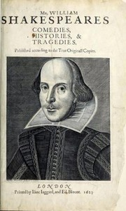 Plays (36) by William Shakespeare