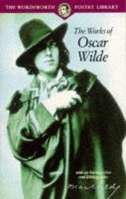 Cover of: The Works of Oscar Wilde