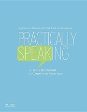 Cover of: Practically Speaking