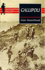 Cover of: Gallipoli (Wordsworth Collection)