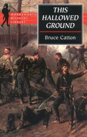 Cover of: This hallowed ground
