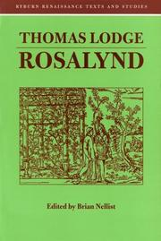 Cover of: Rosalynd