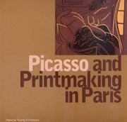 Cover of: Picasso and Printmaking in Paris