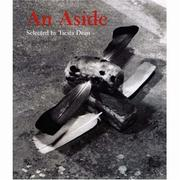 Cover of: An Aside: Works Selected By Tacita Dean