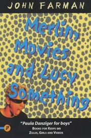 Cover of: Merlin, Movies and Lucy Something