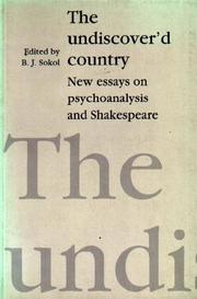 Cover of: The Undiscover'd Country