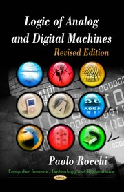 Cover of: Logic of analog and digital machines | Paolo Rocchi