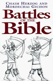 Cover of: Battles of the Bible