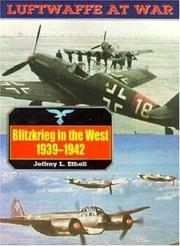Cover of: Blitzkrieg in the west, 1939-1942