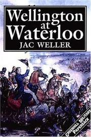 Cover of: Wellington at Waterloo