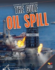 Cover of: The Gulf Oil Spill
