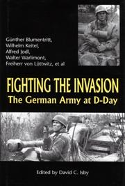 Cover of: Fighting The Invasion | David Isby