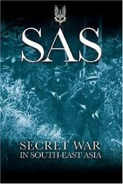Cover of: SAS | Peter Dickens