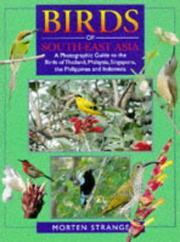 Cover of: Birds of South-East Asia