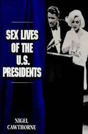 Cover of: Sex Lives of the U.S. Presidents