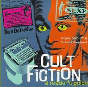 Cover of: Cult fiction | Andrew Calcutt