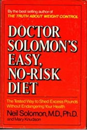 Cover of: Doctor Solomon's proven master plan for total body fitness and maintenance | Neil Solomon