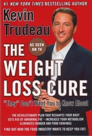 Cover of: The weight loss cure they don