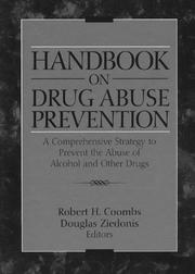 Cover of: Handbook on drug abuse prevention |