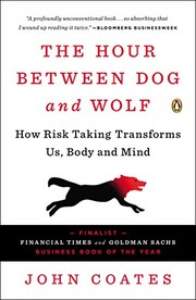 Cover of: The Hour Between Dog and Wolf