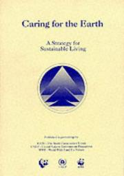 Cover of: Caring for the Earth by David A. Munro