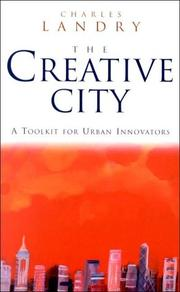 Cover of: creative city | Charles Landry
