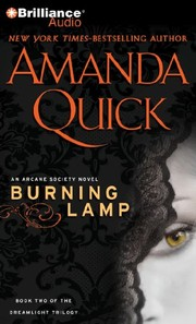 Cover of: Burning Lamp