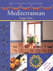 Cover of: Mediterranean