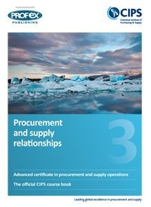 Procurement and Supply Relationships by