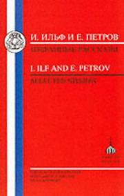 Cover of: Ilf And Petrov