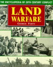 Cover of: Land warfare