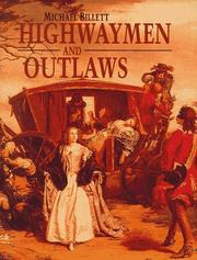 Cover of: Highwaymen and outlaws
