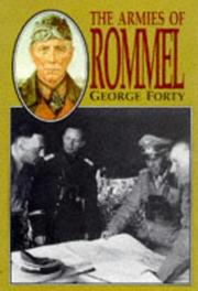 Cover of: The armies of Rommel