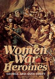 Cover of: Women war heroines