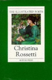 Cover of: Christina Rossetti (Illustrated Poets)