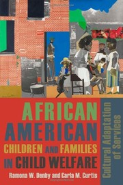 Cover of: African American Children and Families in Child Welfare