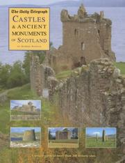Cover of: Castles & Ancient Monuments of Scotland