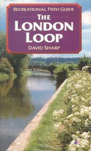 Cover of: London Loop (National Trail Guides) | David Sharp