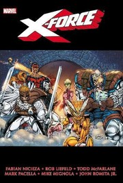 Cover of: X-Force Omnibus, Vol. 1