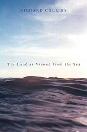 Cover of: The Land as Viewed from the Sea | Richard Collins