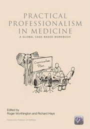 Cover of: Practical Professionalism in Medicine