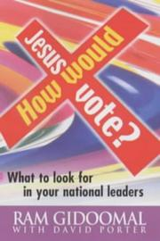 Cover of: How Would Jesus Vote?