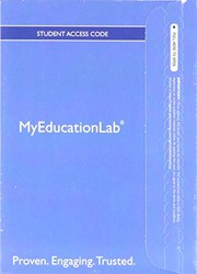 Cover of: NEW MyLab Education with Pearson eText -- Standalone Access Card -- for Classroom Management for Middle and High School Teachers, 9th Edition